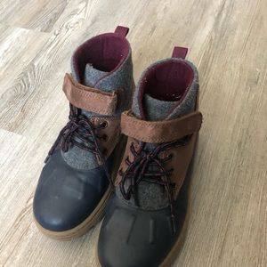 Boys Carter's Boots size 2